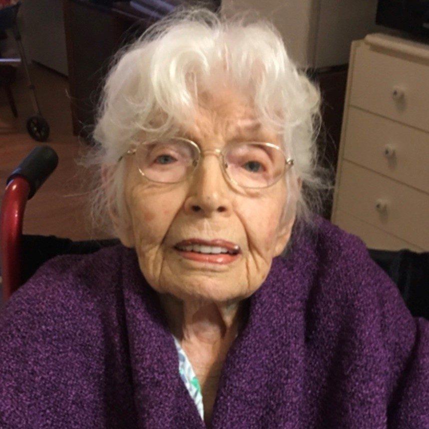 Gertrude Lesage (Roy)