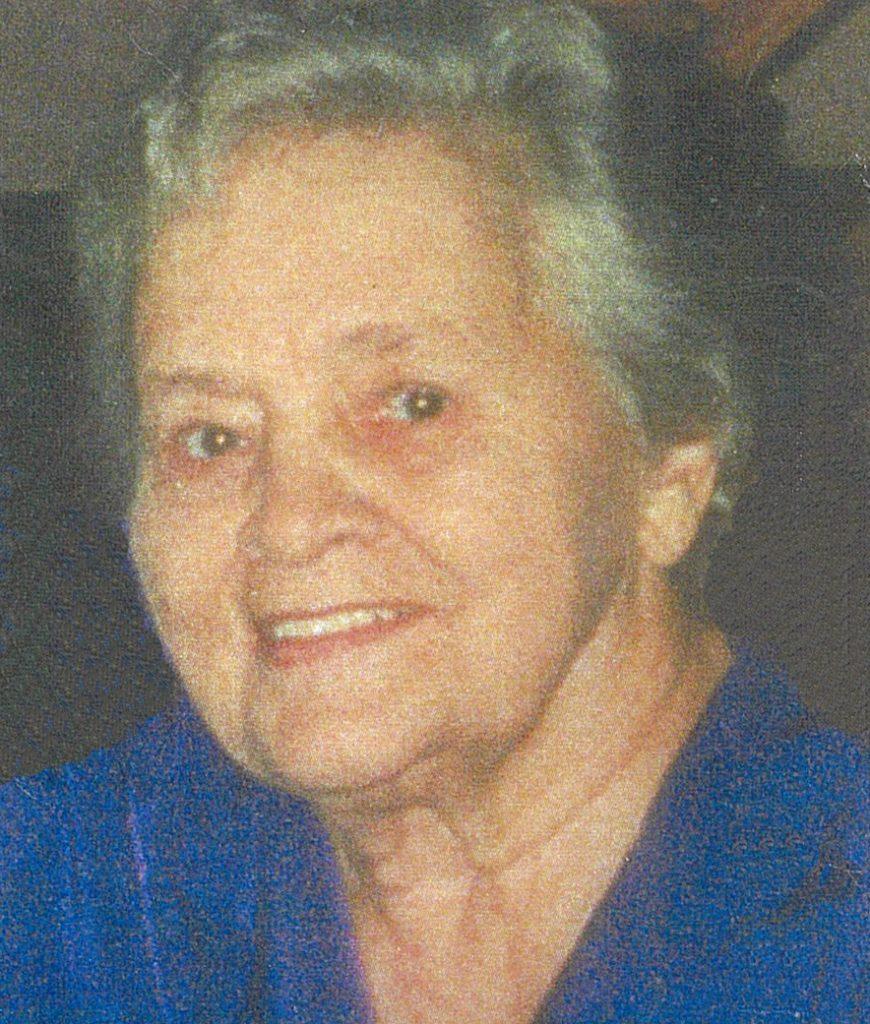 Pauline (Daigle) Delafontaine