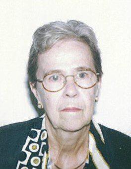 Pauline Ouellette (Trahan)